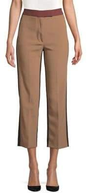 Marella Colorblock Cropped Pants