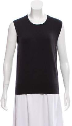 Cruciani Sleeveless Knit Top