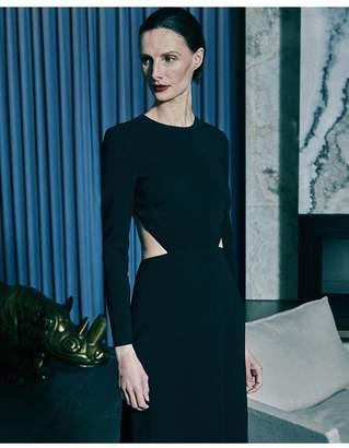 Semsem Camille Backless Long Dress