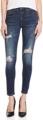 Buffalo David Bitton Funky Fresh Faith Mid-Rise Skinny Jeans