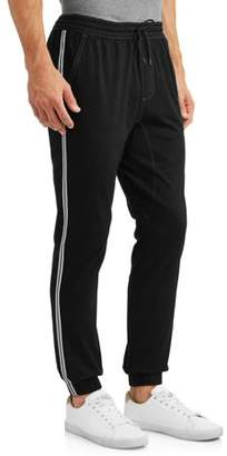 George Men's Stretch Twill Jogger with Side Stripe