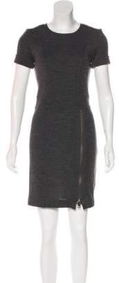 Burberry Wool Sheath Dress