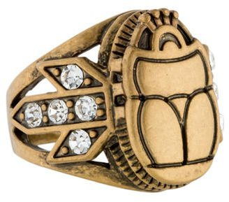 Lulu Frost Pharaoh Ring $45 thestylecure.com