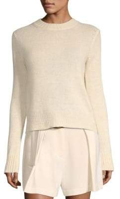 Derek Lam 10 Crosby Tie Back Sweater