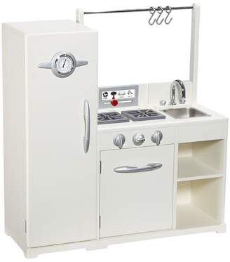 Pottery Barn Kids All-in-1 Retro Kitchen Collection, Simply White, UPS