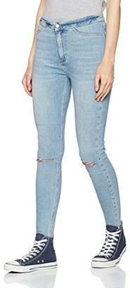 New Look Women's 3924241 Skinny Jeans, (Pale Blue), (Size: 14L32)