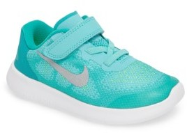 Girl's Nike Free Run 2017 Sneaker $48 thestylecure.com