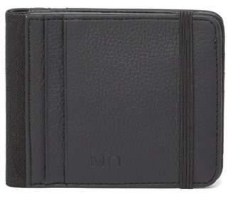 Moleskine Leather Bifold Wallet