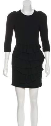 3.1 Phillip Lim Long Sleeve Mini Dress