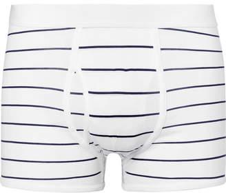 Handvaerk Striped Pima Cotton-Jersey Boxer Briefs
