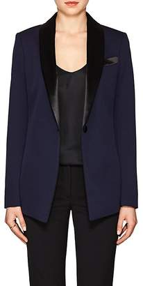 Lanvin Women's Stretch-Wool One-Button Blazer