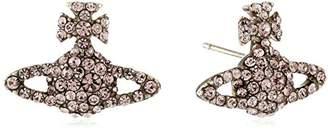Vivienne Westwood Women's Grace Bas Relief Stud Earrings
