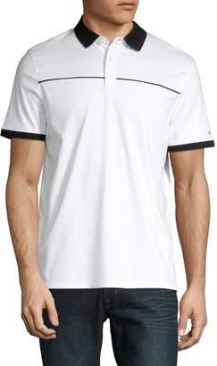 Calvin Klein Short Sleeve Polo Shirt
