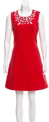 Julie Brown Embellished Mini Dress w/ Tags