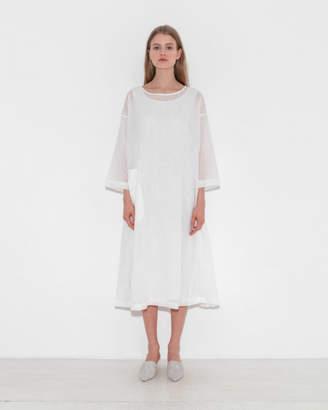 Pas De Calais Linen Dress