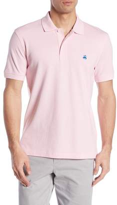 Brooks Brothers Short Sleeve Slim Fit Polo