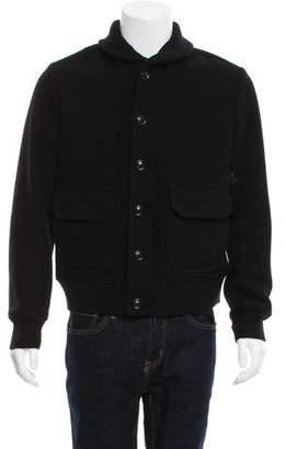 Esemplare Brayden Bomber Coat w/ Tags