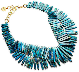 Nest Turquoise Point Necklace
