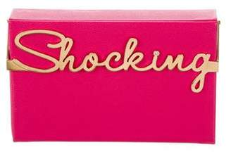 Charlotte Olympia Shocking Vanina Clutch