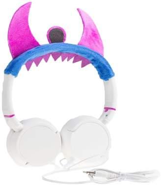 Gabba Goods Tech Accessories Purple Plush Monster Headphones