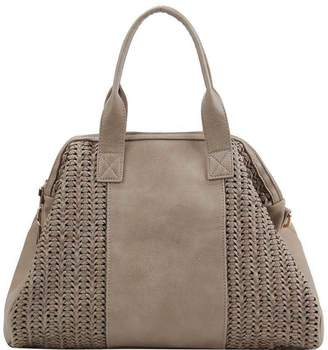 Handbag Republic Woven Hobo Bag