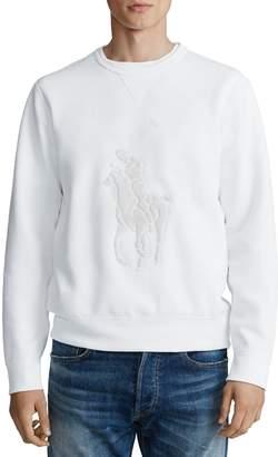 Polo Ralph Lauren Logo Cotton Sweatshirt