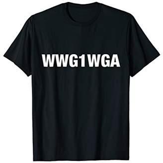 WWG1WGA Where We Go One