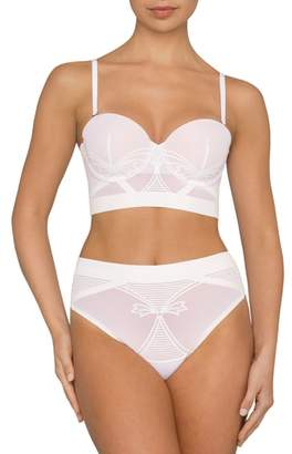 Nancy Ganz Enchante High Waist Shaper Thong