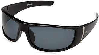Carve Dc Polarised Men's Sunglasses Black