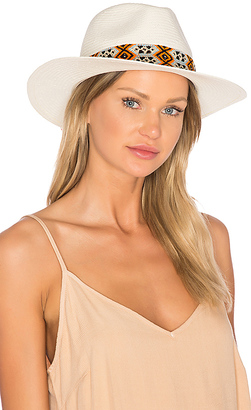 ale by alessandra Andarra Hat in Cream. $98 thestylecure.com