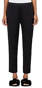 Alexander Wang Women's Satin Pants-Black