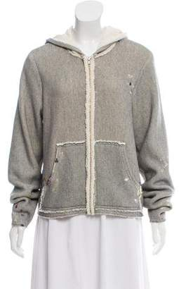 Raquel Allegra Boyish Paint Sweater w/ Tags
