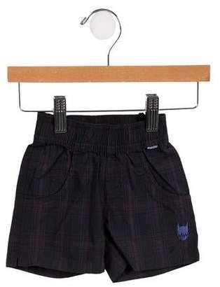 Munster Boys' Plaid Shorts