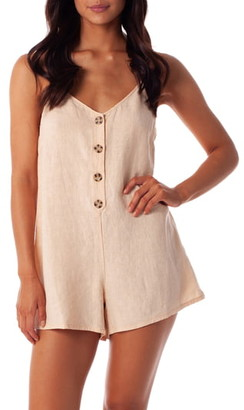 rhythm Romper Cover-Up