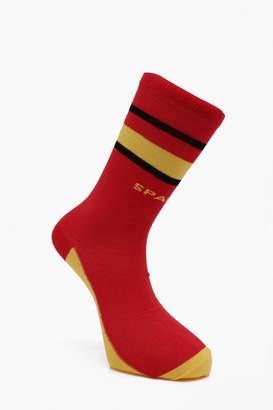 boohoo World Cup Socks