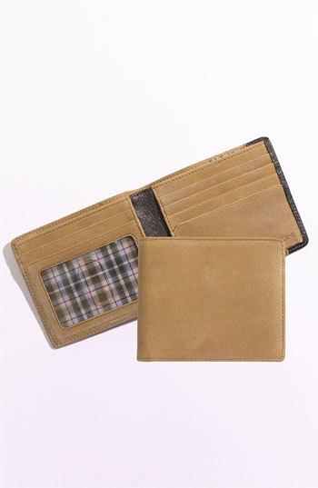 Boconi 'Leon' Slimfold Wallet