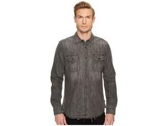 AG Adriano Goldschmied Benning Long Sleeve Denim Shirt Men's Long Sleeve Button Up