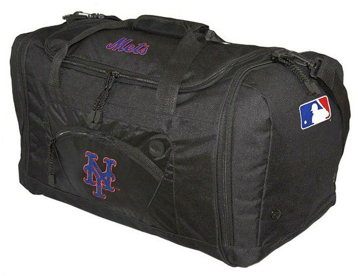 New York Mets Roadblock Duffel Bag