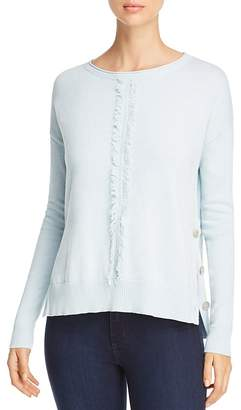 Lisa Todd Fray On Sweater