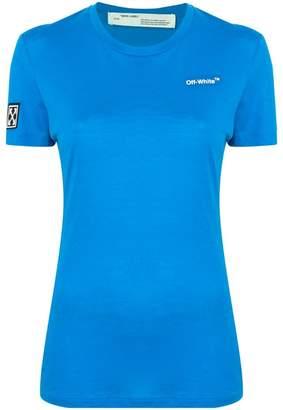 Off-White logo print T-shirt