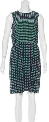 Marc by Marc Jacobs Silk Printed Dress w/ Tags $95 thestylecure.com