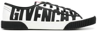 Givenchy logo Boxing sneakers