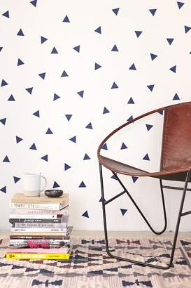Walls Need Love Triangle Decal Set