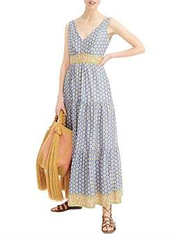 J.Crew Cala Bria Maxi Dress