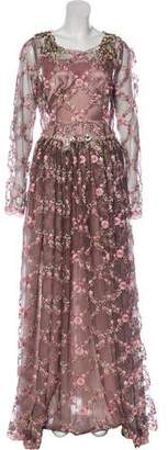 Dolce & Gabbana Embellished Gown
