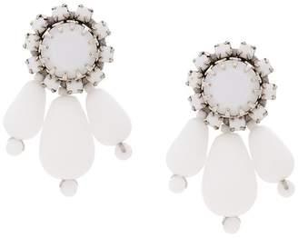 Rada' Radà embellished bead earrings