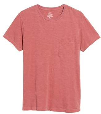 J.Crew J. CREW Slim Fit Garment Dyed T-Shirt
