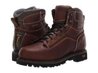 Georgia Boot Low Heel Logger 6