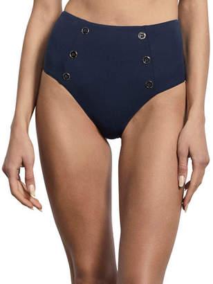 Amaio Swim Opio High-Waist Bikini Bottom