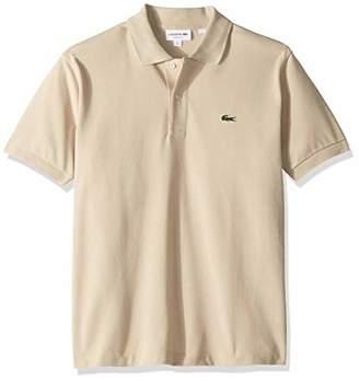 Lacoste Short Sleeve Pique L.12.12 Classic Fit Polo Shirt, L1212,X